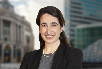 Maria Stracqualursi Joins Rich May's Business, Corporate & Securities Group Figure